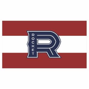 Laval Rocket Logo Vector