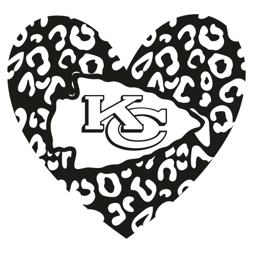 Kansas City Chiefs Logo Silhouette