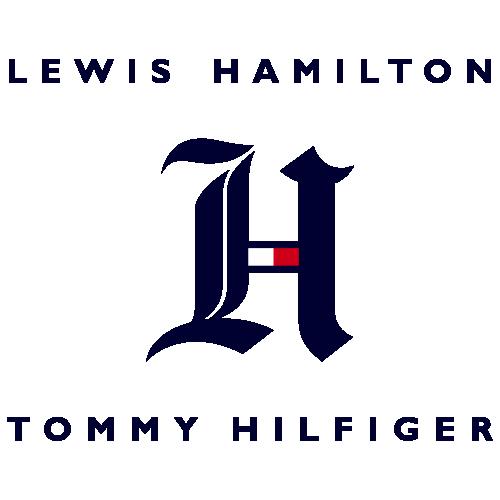Lewis Hamilton Tommy Hilfiger Logo Svg