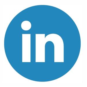 Linkedin Icon Logo vector