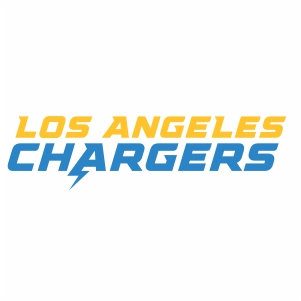 Los Angeles Chargers Logo Svg