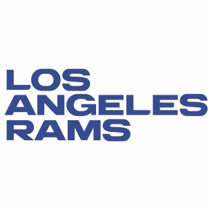 Los Angeles Rams Logo Clipart