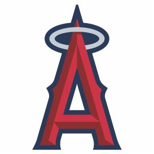 Los Angeles Angels Logo Svg