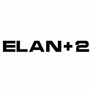 Lotus Elan plus 2 logo vector