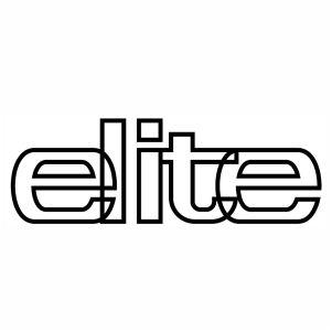 Elite Logo vector image