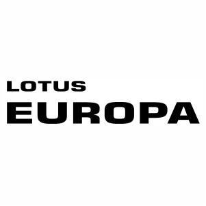 Lotus Europa Logo vector