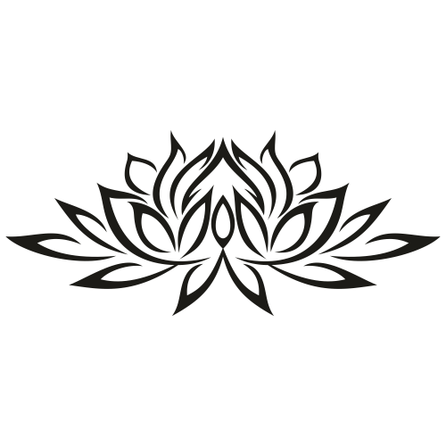 Lotus Flower Svg