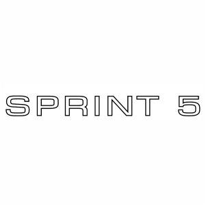 Lotus Sprint 5 Logo vector