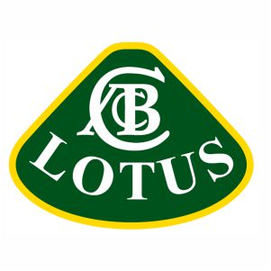 Lotus Car Logo vector