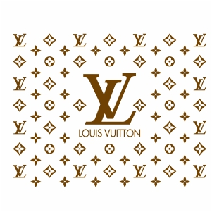 Louis Vuitton Seamless Svg Louis Vuitton Pattern Svg Cut File Download Jpg Png Svg Cdr Ai Pdf Eps Dxf Format