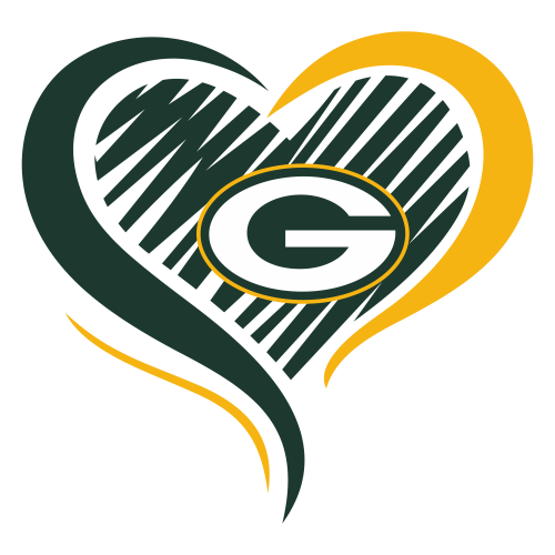 Green Bay Packers Logo Svg