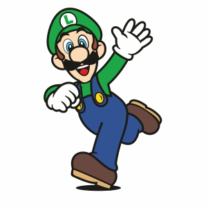 Luigi Clipart