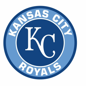 Kansas City Royal Circle Logo Vector
