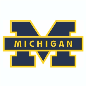 Michigan Logo Svg