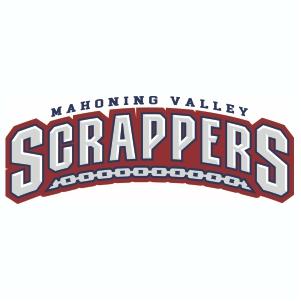 Mahoning Valley Scrappers Vector Logo