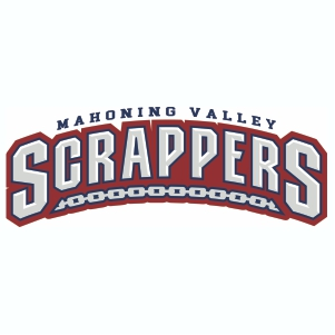 Mahoning Valley Scrappers Logo Vector File