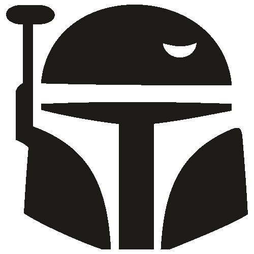 Mandalorian Helmet Svg