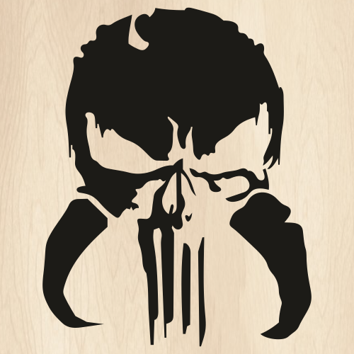 Mandalorian Skull Svg