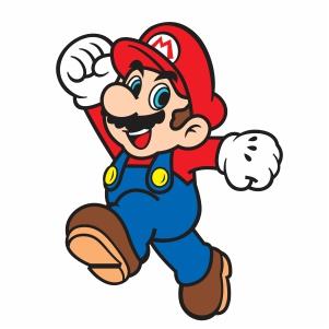 Mario Png Vector