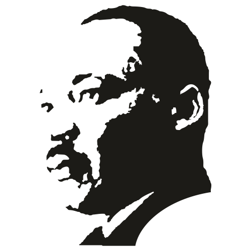Martin Luther King Svg