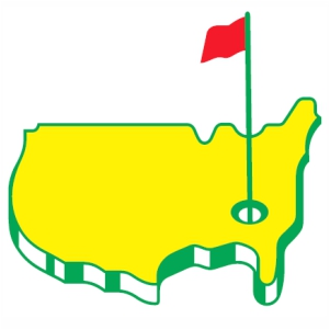 Masters Tournament logo 2020 svg cut