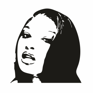 Megan Thee Stallion Svg For Silhouette