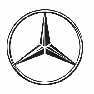 Mercedes Logo Vector
