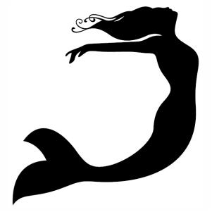 Mermaid hair Svg