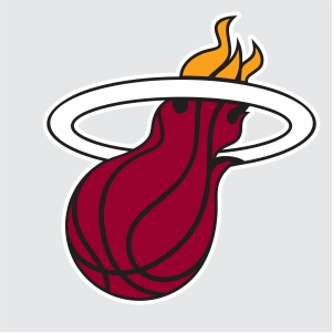 Miami Heat Logo Svg