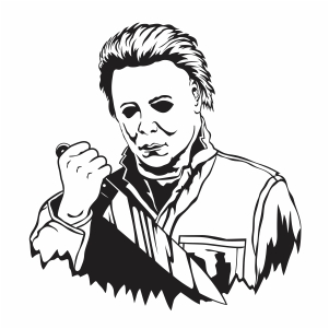 Michael Myers Vector