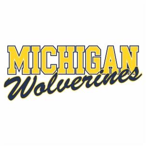Michigan Wolverines Logo Svg