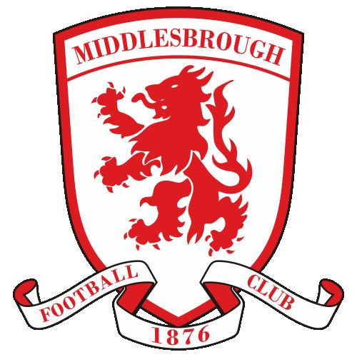 Middlesbrough FC Svg