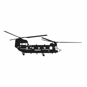 Military Helicopters svg