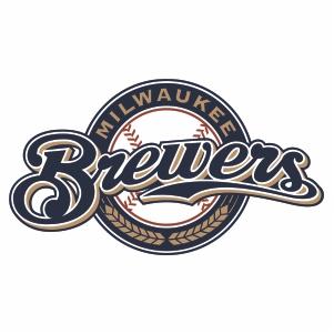 Milwaukee Brewers Logo Cut