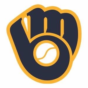Milwaukee Brewers Logo Svg