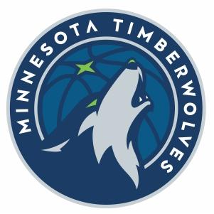 Minnesota Timberwolve Logo Svg