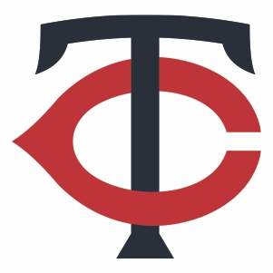 Minnesota Twins TC Logo Vector