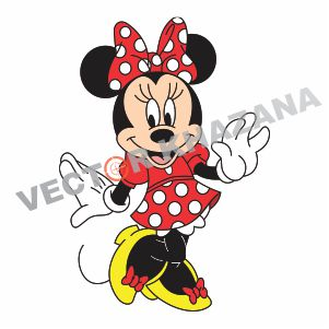 Minnie Mouse Logos Vector