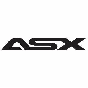 Mitsubishi ASX Logo Svg