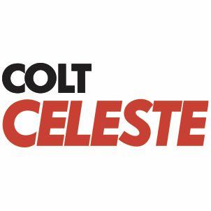 Mitsubishi Colt Celeste Logo Vector