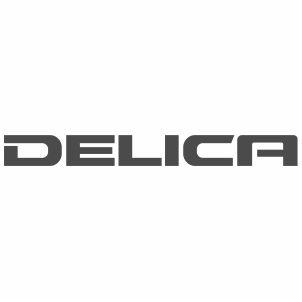 Mitsubishi Delica Logo Svg