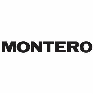 Mitsubishi Montero Logo Svg