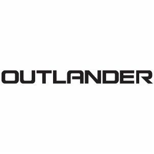 Mitsubishi Outlander Logo Svg