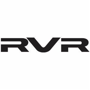 Mitsubishi Motors RVR Logo Vector Download