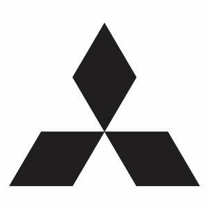 Mitsubishi Symbol Svg