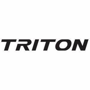 Vector Mitsubishi Motors Triton Logo