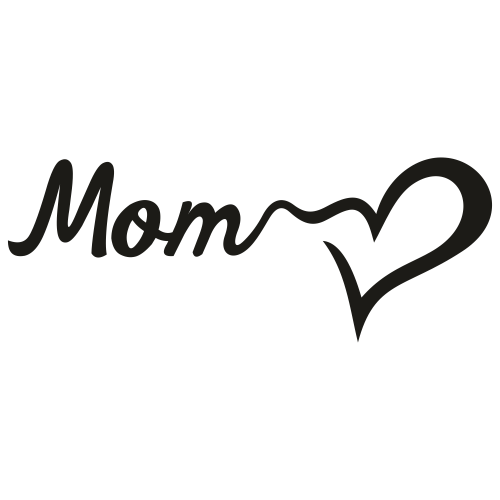 Mom Heart Png File