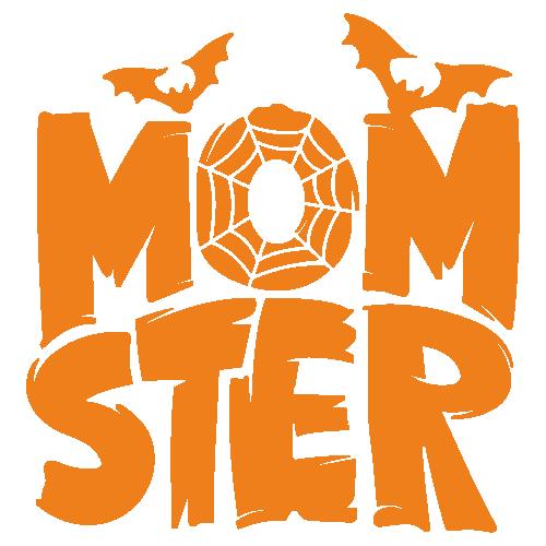 Momster Svg