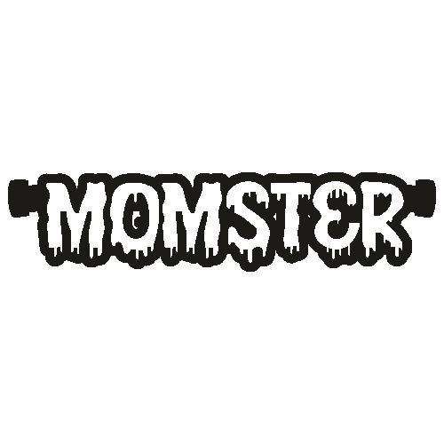Momster Family Halloween Svg