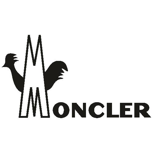 Moncler Hen Logo Svg